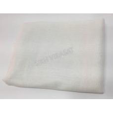Dumalla or Damaala or Dumaala Tasar/Khaddar/ Nela Ghora Cloth (Color - White , Length- 5 Meters)