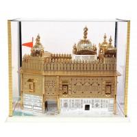 Model Darbar Sahib / Sri Harmandir Sahib / Golden Temple, Amritsar (Medium - 8 X 9 X 8 Inches)