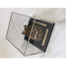 Model Darbar Sahib /Golden Temple / Harmandir Sahib 24 Carat Gold Plated Small (Size - 4 X 4 X 6 Inches, Shape: Rectangular)