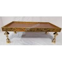 Peera / Peeda  / Pida / Manji  Sahib Golden Large (Size - 37 X 22 inches)