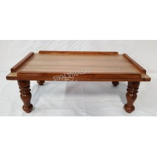 Peera / Peeda / Pida / Manji Sahib Wood Small (Only for Sanchi Sahib Size - 28 X 18 inches)