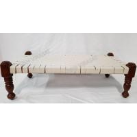 Peera / Peeda / Pida / Manji Sahib Wood Cotton Strips Large (Size - 36 X 21 inches)