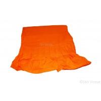 Chandoa Sahib Canopy Beautiful Cotton Wavy Folds Color Kesri 4.5 X 4 Feet Chandoa Sahib