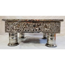 Chowki or Chaunki or Stool All Purpose (Size- 17X 17 Inches)