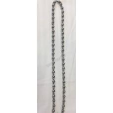 Mala SarbLoh/Iron Medium (54 beads)