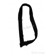 Gatra Or Gaatra Adjustable Steel Buckle Width 1.5 Inch Color Black