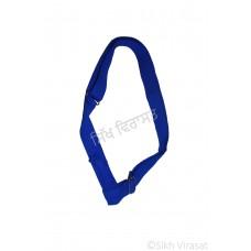 Gatra Or Gaatra Adjustable Steel Buckle Width 1.5 Inch Color Royal Blue