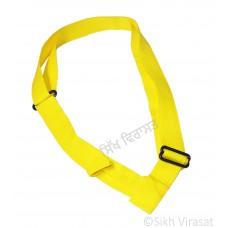 Gatra Or Gaatra Adjustable Plastic Buckle Width-1.5 Inch Color Yellow