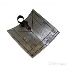 Kahi (Punjabi: ਕਹੀ) Garden Hoe Without Handle Iron (Sarabloh) Size – 12 Inch