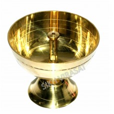 Jot Oil brass Stand (Size - 3 inch)