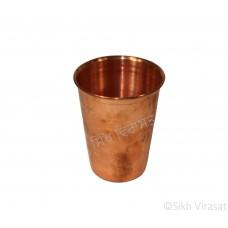 Glass (Punjabi: ਗਲਾਸ) Copper (Punjabi: ਤਾਂਬਾ) Size – 4.2 Inch