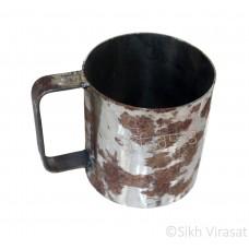 Cup Iron (Punjabi: Sarabloh) Size 3.6 Inch