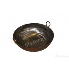 Karahi Or kadahi Sarabloh/Iron Heavy Size 33 Inches