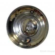 Balti Dhakkan or Dhakan (Punjabi: ਢੱਕਣ) Bucket Cover for Balti Number 0, 1 & 2