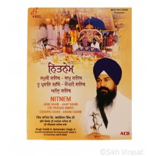Nitnem Path by Singh Sahib G.Balwinder Singh Ji ACD