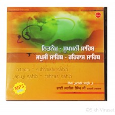 Nitnem, Sukhmani Sahib, Rehras Sahib and more Gurbani Path by Bhai Jarnail Singh Ji MP3