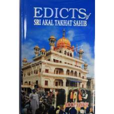 Edicts of Sri Akal TakhatSahib