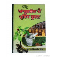 Ayurved de Parsidh Churan (Punjabi: ਆਯੁਰਵੇਦ ਦੇ ਪ੍ਰਸਿੱਧ ਚੂਰਨ) Writer – Dr. Harjindermeet Singh Publisher – B. Chattar Singh Jiwan Singh Amritsar