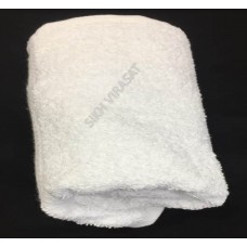 TOWEL SMALL 16X28 WHITE 100% COTTON