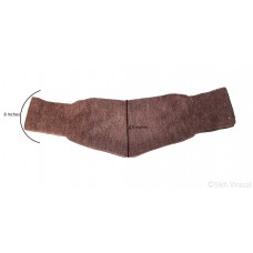 Oswal Socks Leg Warmer (Punjabi: Gode) Color Brown Gray & Black Size-22 Inches