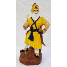 Nihang Singh Small Model (Color- Yellow , Size - 16 inches)