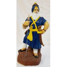 Nihang Singh Small Model (Color- Blue,Size - 16 inches)