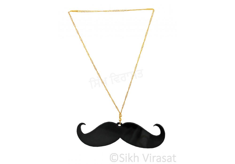 Stylish Mustache Car Hanging