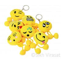 Face Emoji Keychain