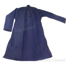 Chola Style – Taksali (Gurmukhi/Punjabi- Bana) (Traditional Sikh Wear) Size- 24,26,28,30 Color: White, Navy Blue, Punjabi Kesari (Saffron), Uniform Blue