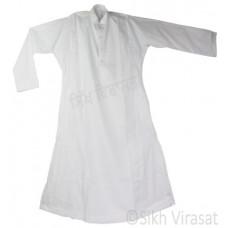 Chola Style – Taksali (Gurmukhi/Punjabi- Bana) (Traditional Sikh Wear) Size- 32,34,36,38,40 Color: White, Navy Blue, Punjabi Kesari (Saffron), Uniform Blue