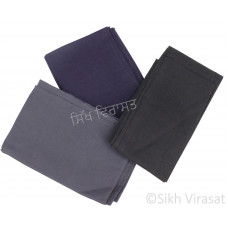 Fifty For Turbans Color Gray Shades