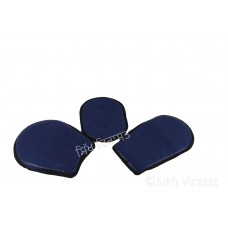 Arm Knee & leg Guard Set Gatka Sports color-Blue