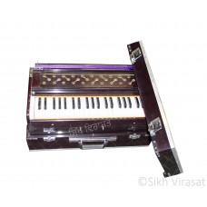 Harmonium Handmade Musical Instruments Music Color Dark Purple