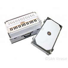 Harmonium House of Musical Instruments Nagi Harmonium Color White