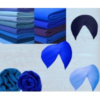 Turban - Full Voil  Blue (Per Meter)
