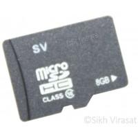 Gurbani Radio SD Card 8GB